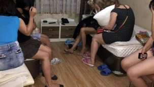 Beşiktaş ve Şişliyi mesken bellemişler! Yabancı kadınlara zorla fuhuş yaptıran çeteye operasyon düzenlendi